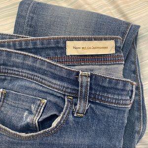 Pilcro and the Letterpress Hyphen Jeans size 31P